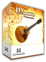 Mandolin Multisamples
