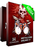 Metalcore Drum Loops and Samples