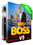 Big Boss Dirty South Mega Pack