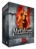 Metalcore Acoustic Guitar Loops V3