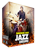 Smokin Hot Jazz Drums