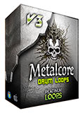 Metalcore Drums V3