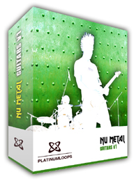 Nu Metal Guitar Samples
