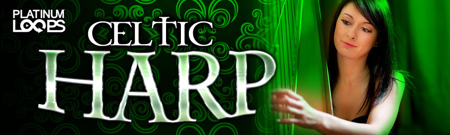 Celtic Harp Samples