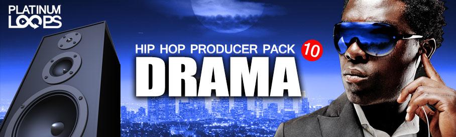 Hip Hop Loops like Dr. Dre