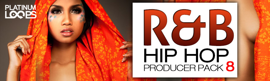 RnB Samples - Hip Hop Producer Pack 8