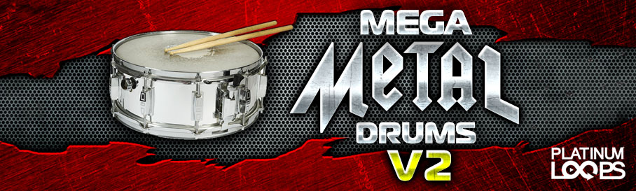 Download Metal Drum Loops