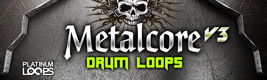 Metalcore Drum Loops V3