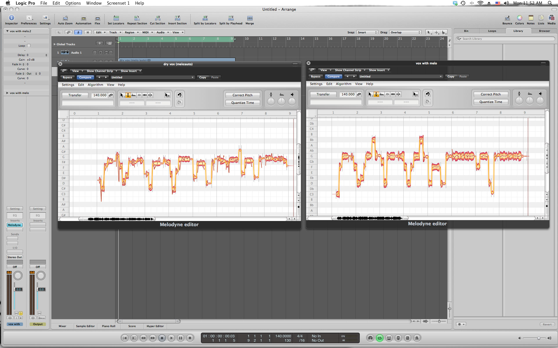 How to Use Auto Tune Antares & Tame it with Melodyne