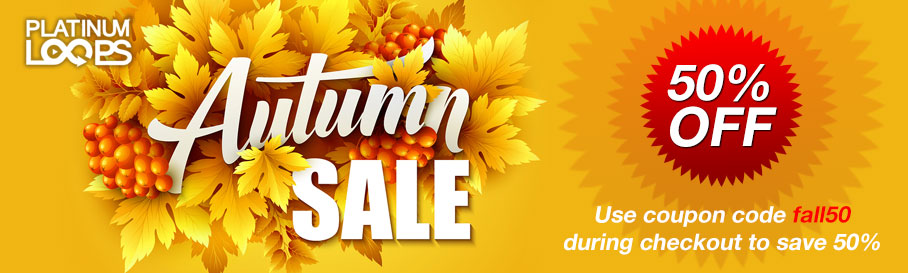 The Platinumloops Autumn Sale is Now oN