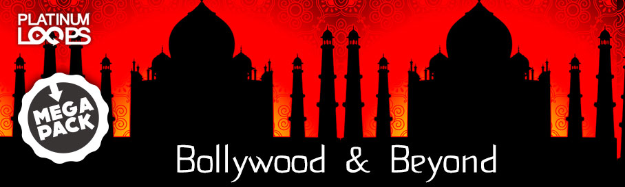 Bollywood & Beyond Loops and Samples