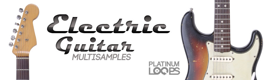 Electric Guitar Multisamples