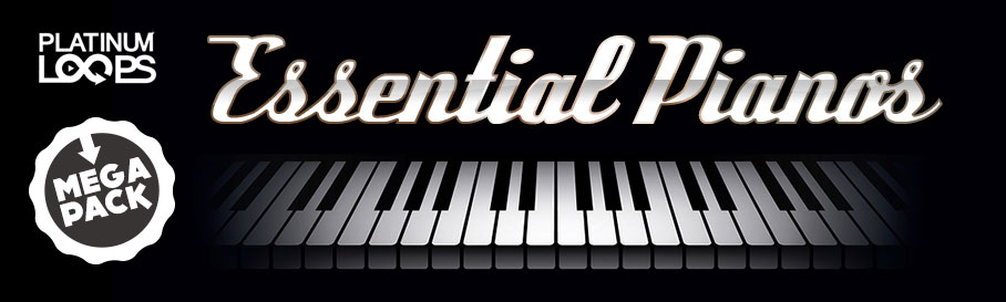 Essential Piano Loops MegaPack