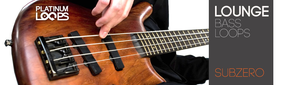 Chillout and Lounge Bass Guitar Loops