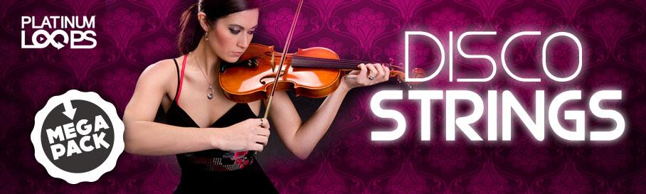 Disco String Samples - MegaPack Download