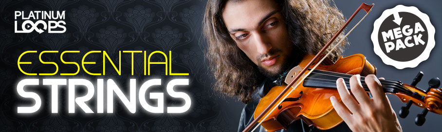Essential Strings Samples – MegaPack