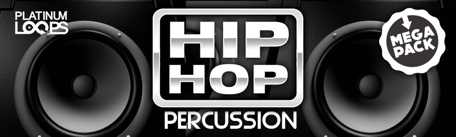 Hip Hop Percussion Loops