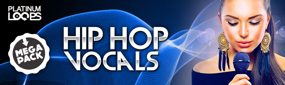Hip Hop Vocals MegaPack