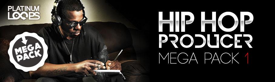 Hip Hop Loops - MegaPack 1