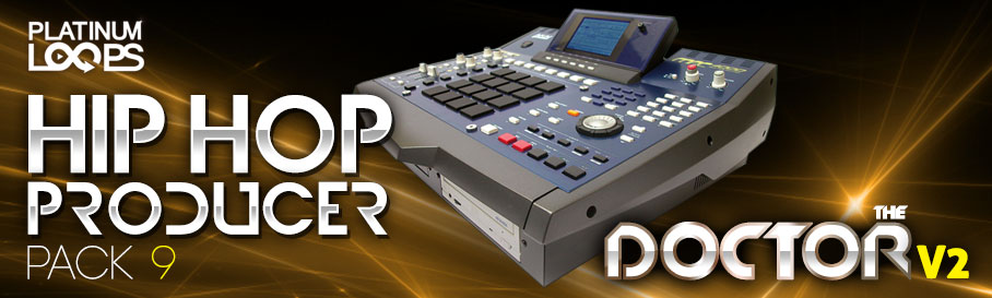 Hip Hop Producer Pack 9 – The Doctor V2