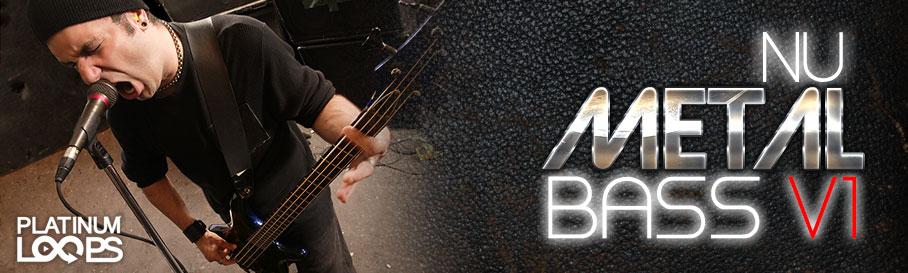 Nu Metal Bass Guitar Loops V1