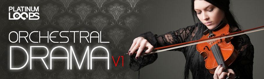Orchestral Samples - Drama V1