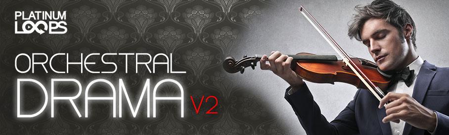 Orchestral Loops - Drama V2