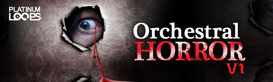 Orchestral Horror V1 - Cinematic Samples
