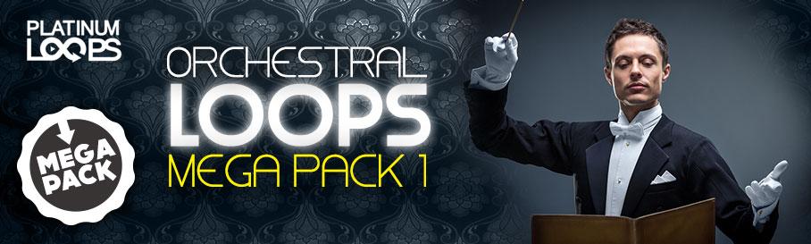 Orchestral Loops MegaPack