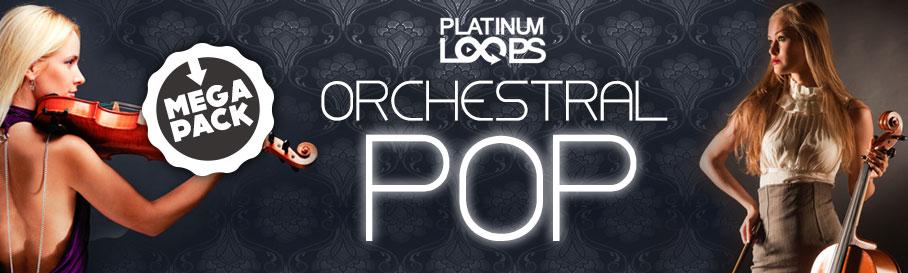 Orchestral Loops Pop MegaPack