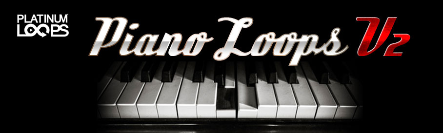 Piano Loops V2 - Instant Download