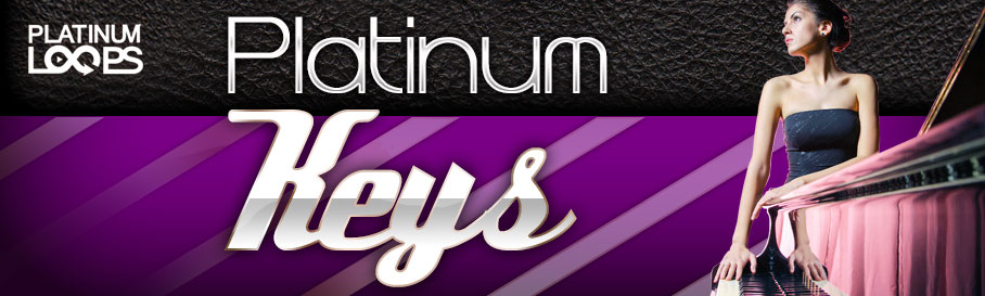 Platinum Keys - Keyboard Loops