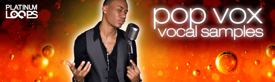 Pop Vox Acapella Samples