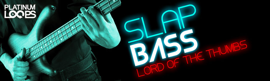 Slap Bass Loops