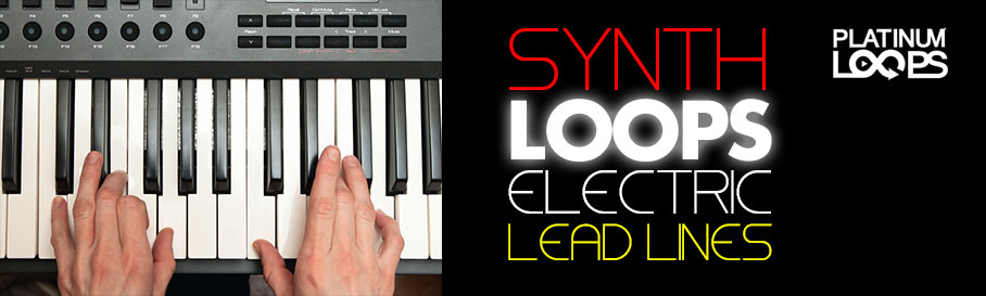 Synth Loops - Electric Lead Lines
