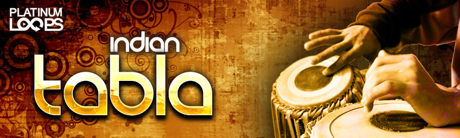 Indian Tabla Loops - Percussion Samples