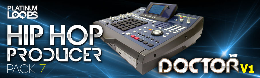 Hip Hop Beats - Producer Pack 7