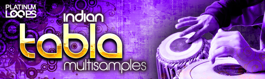 Indian Tabla Samples – Hits and Licks