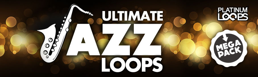 Ultimate Jazz Loops MegaPack